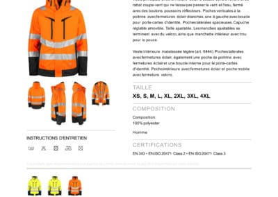 ProJob 6445 FUNCTIONAL JACKET 3-IN-1 EN ISO 20471 CLASS 3_2
